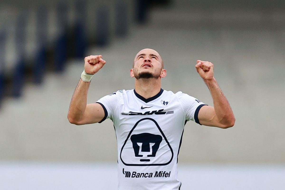 Pumas UNAM v Puebla - Torneo Guard1anes 2020 Liga MX