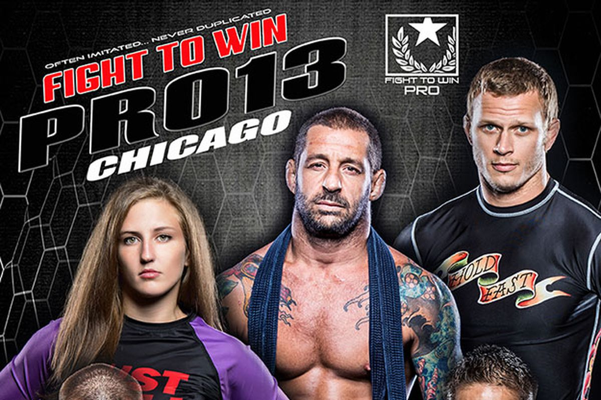 fight to win pro 13 poster