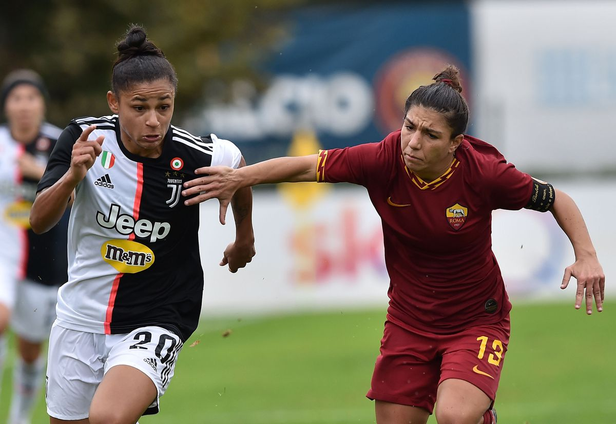 AS Roma v Juventus - Women Serie A