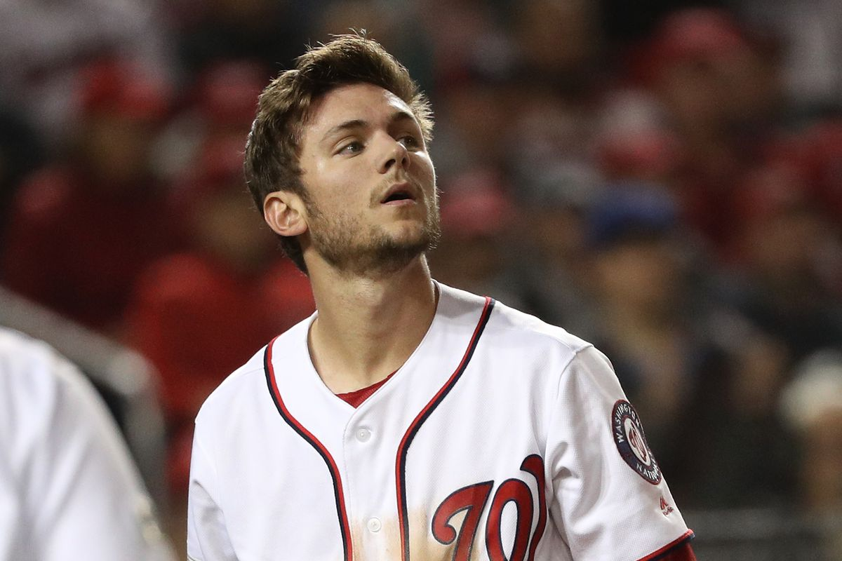 classic fit 11a10 5e6d0 Trea Turner tweets: Nationals SS apologizes for 'inexcusable ...