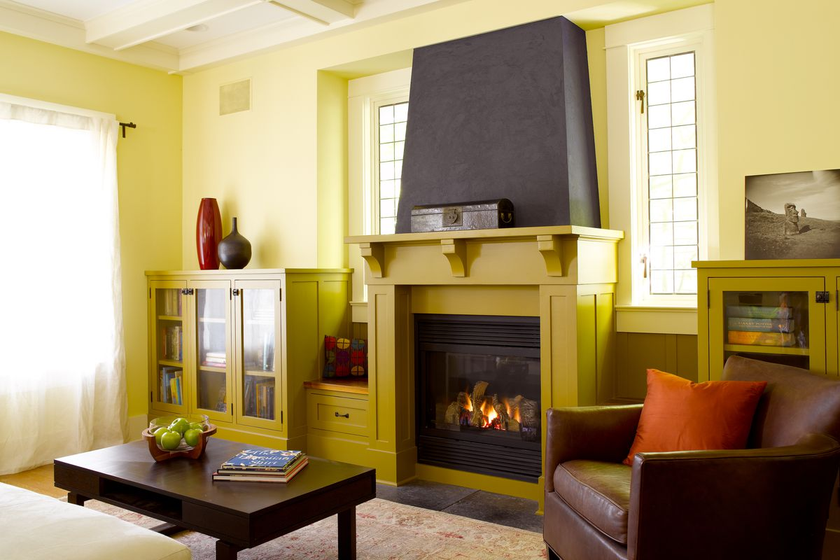 All About Gas Fireplaces Types Costs And Installation This Old House