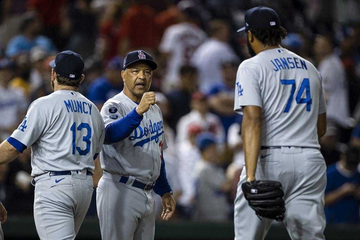 MLB: Los Angeles Dodgers at Washington Nationals