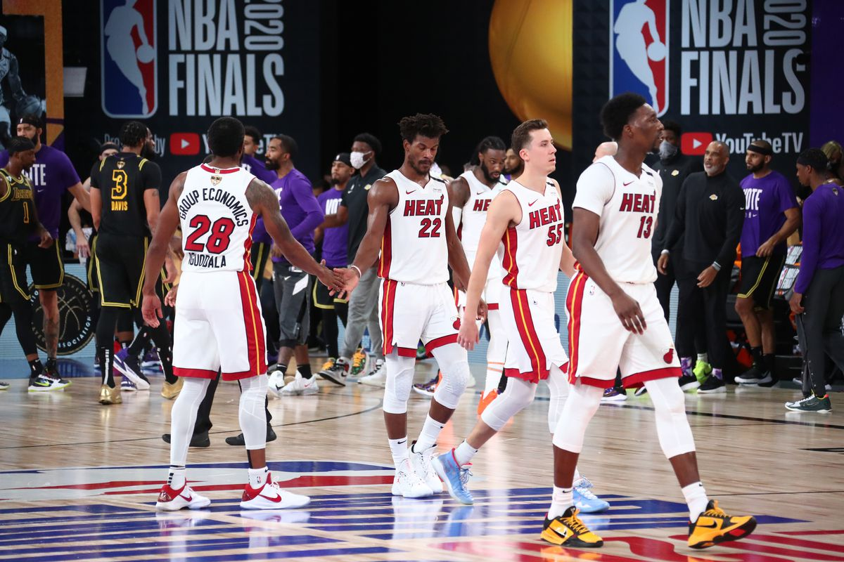 Lakers Vs Heat Game 6 Odds Early Look At Spreads Betting Splits Over Under In 2020 Nba Finals Draftkings Nation