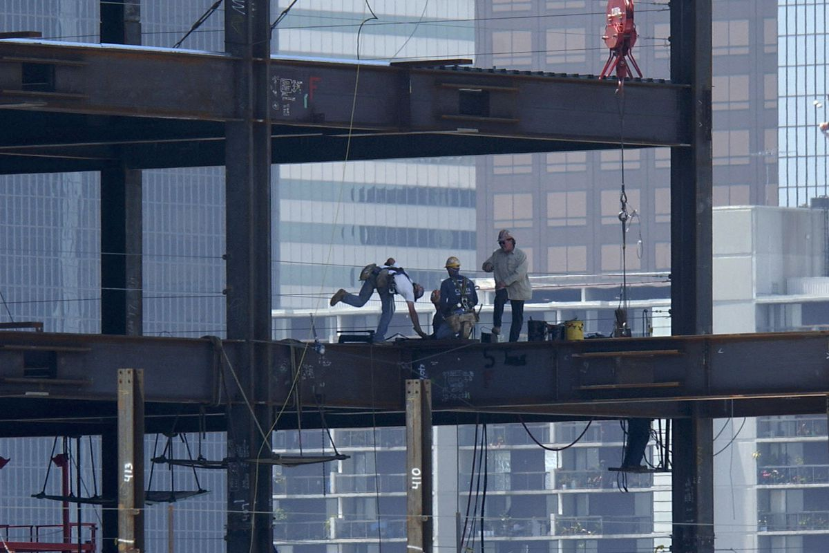Los Angeles Growth Declared Fastest in the Nation