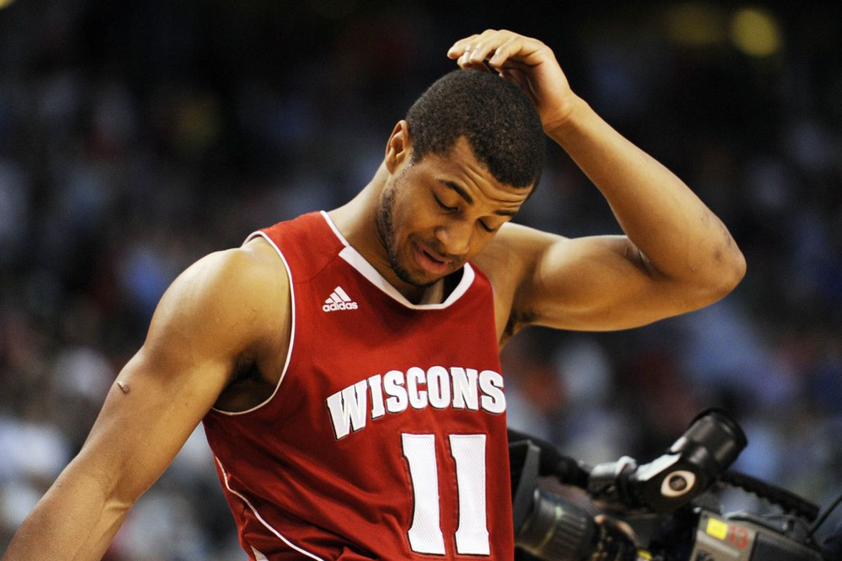 With Jordan Taylor trying his hand at the professional ranks next season, Wisconsin will look at redshirt freshman point guard George Marshall to potentially step up as the team's starting point guard.