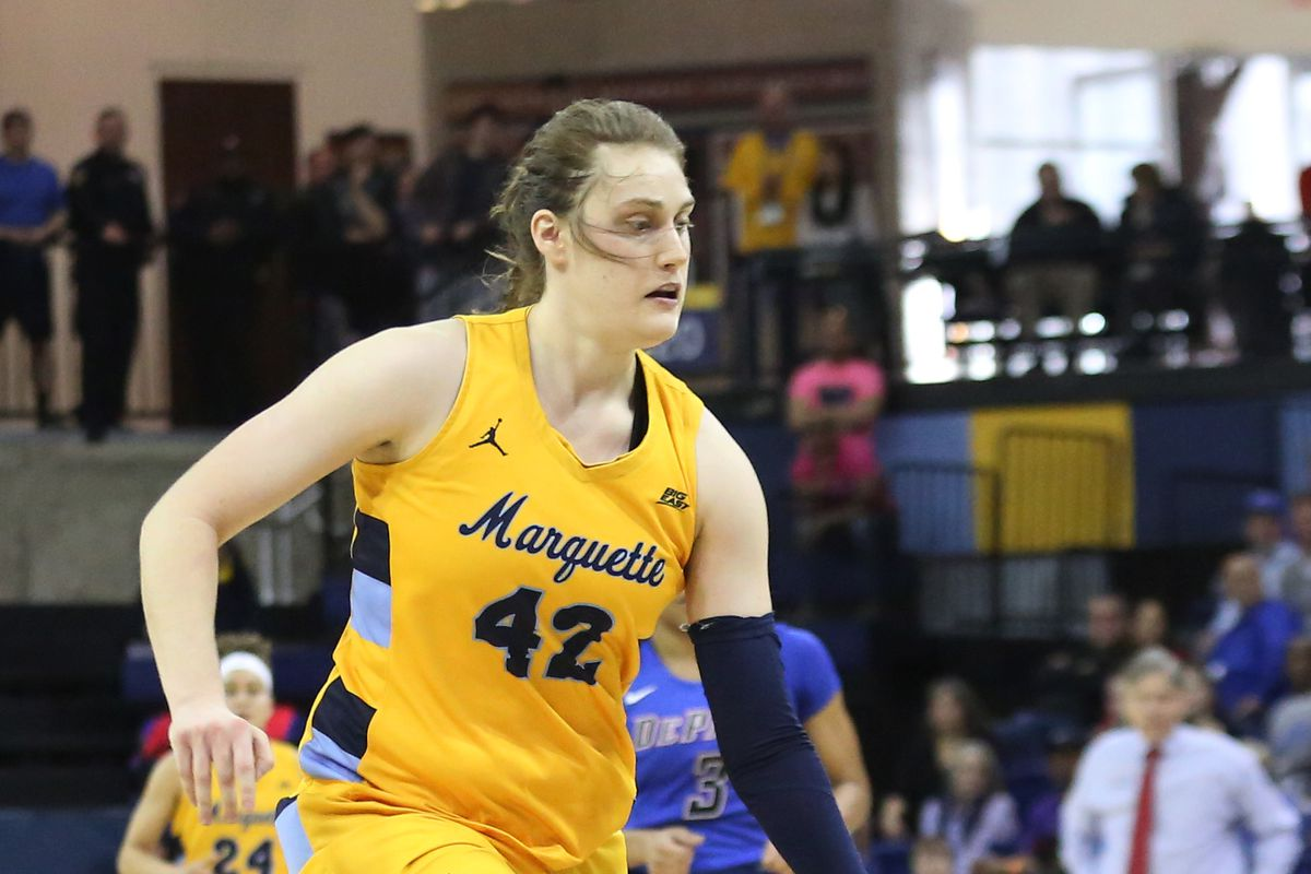 COLLEGE BASKETBALL: MAR 01 Women's DePaul at Marquette