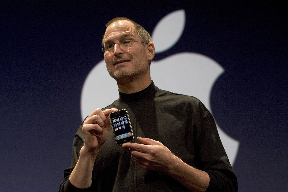 The first iPhone didn't have a normal headphone jack, either