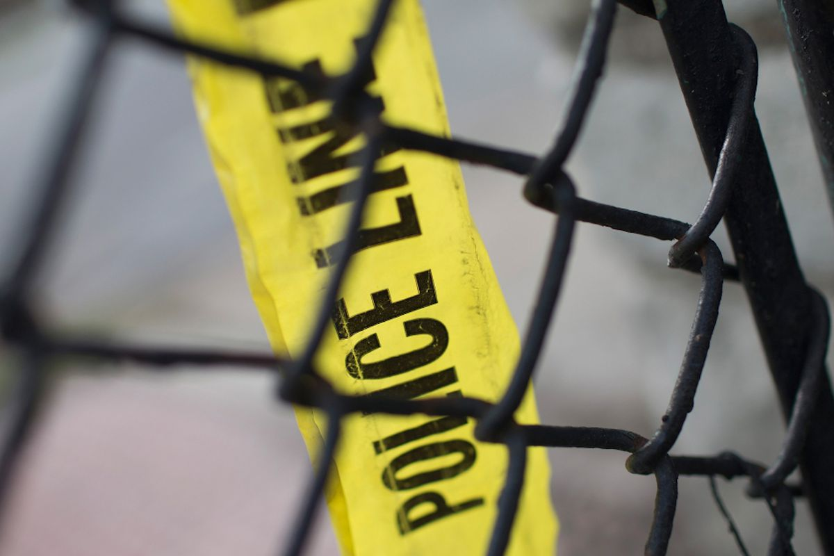 Three people were shot, one fatally, in Humboldt Park Oct. 27, 2021.