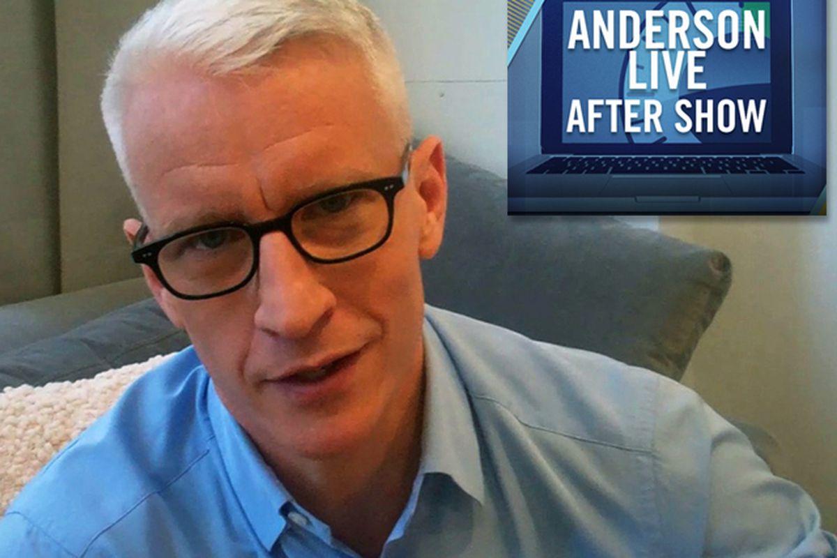 Anderson Cooper Spreecast