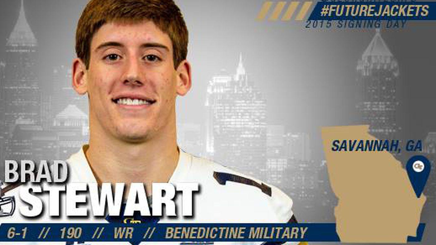 Georgia Tech Recruiting: Meet the Recruits - WR Brad Stewart - From