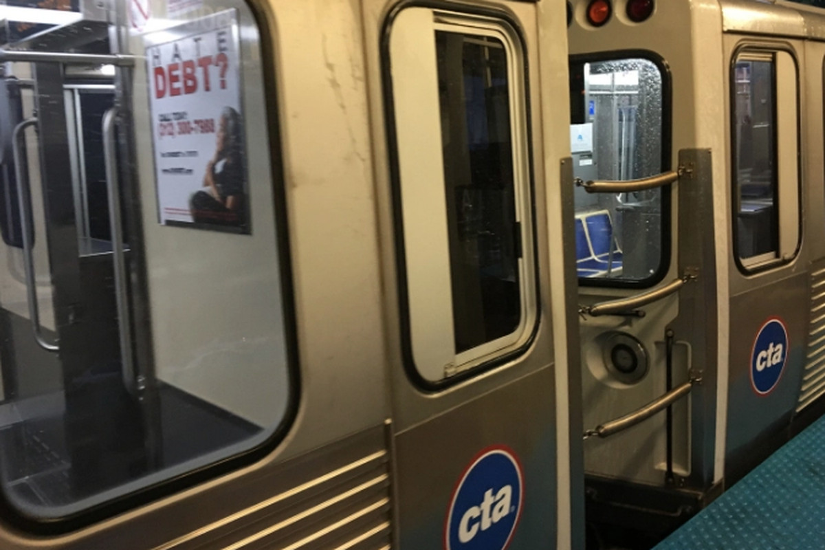 Police responded to a person stabbed Feb. 4, 2020, on a Red Line platform at Jackson.