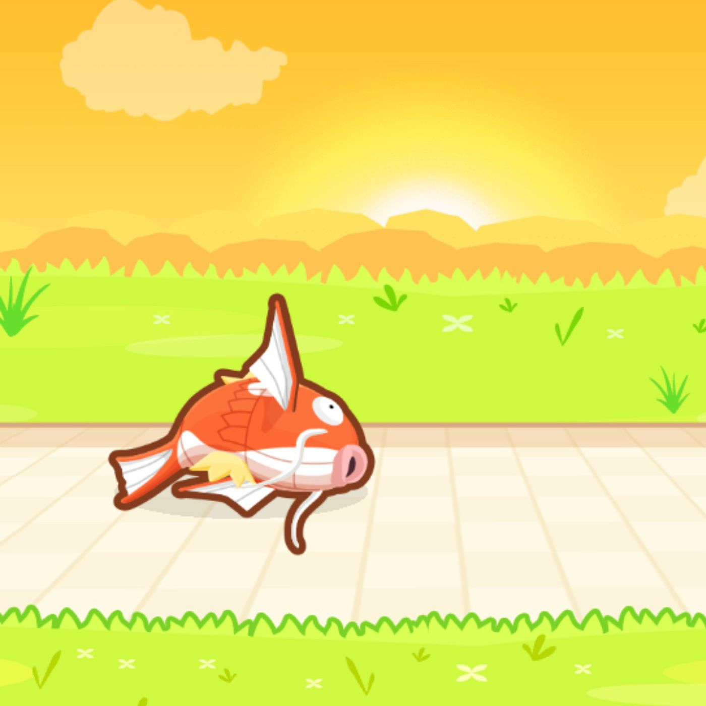 Pokémon Fans Are Not Thrilled Poor Little Magikarp Can Die The Verge