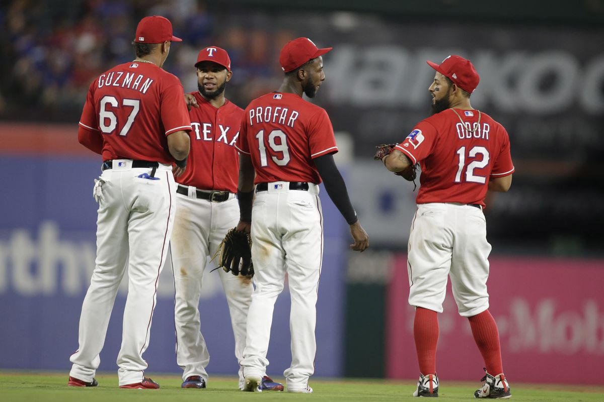 sports shoes 94adf d7517 Wednesday Texas Rangers lineup: Joey Gallo's Day Off - Lone ...