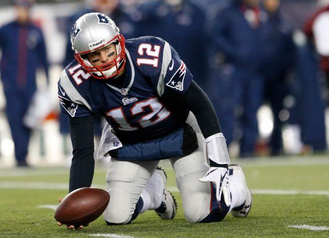 Brady sad