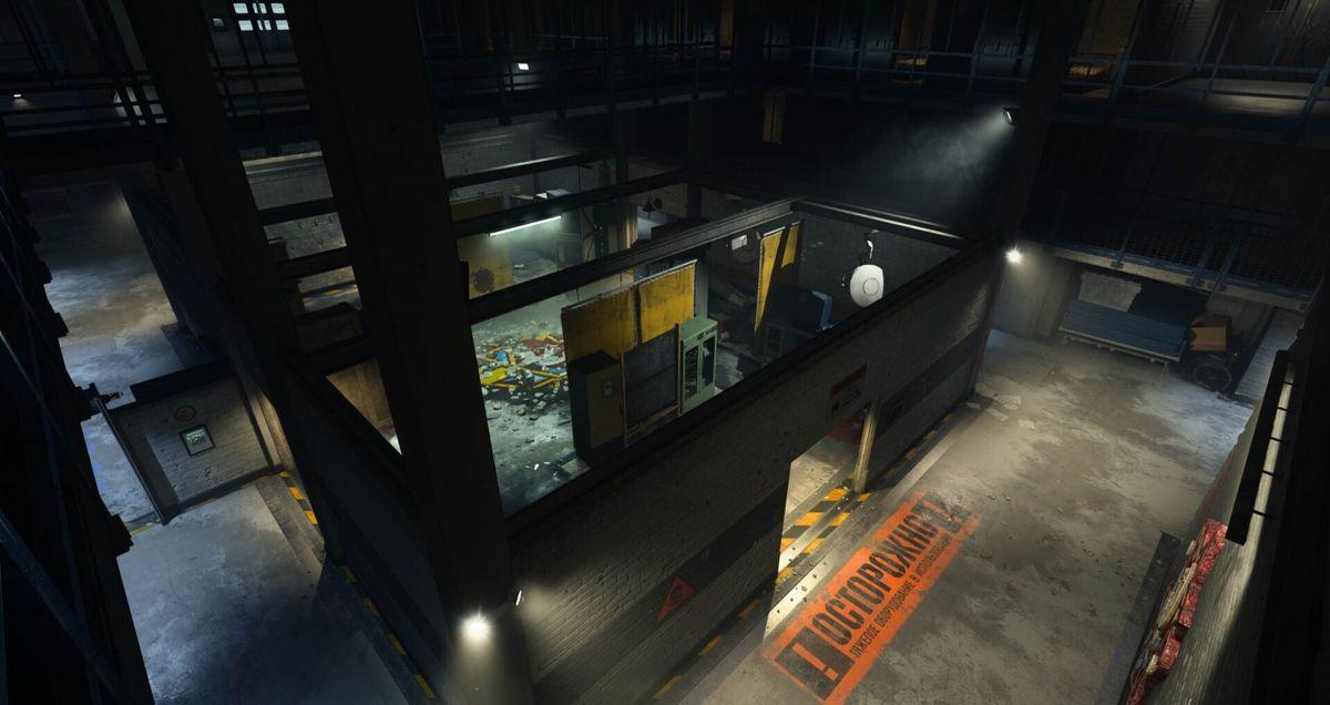 Call of Duty: Warzone's Rebirth Island Gulag
