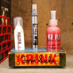 A Tom Sachs-signed Krink kit