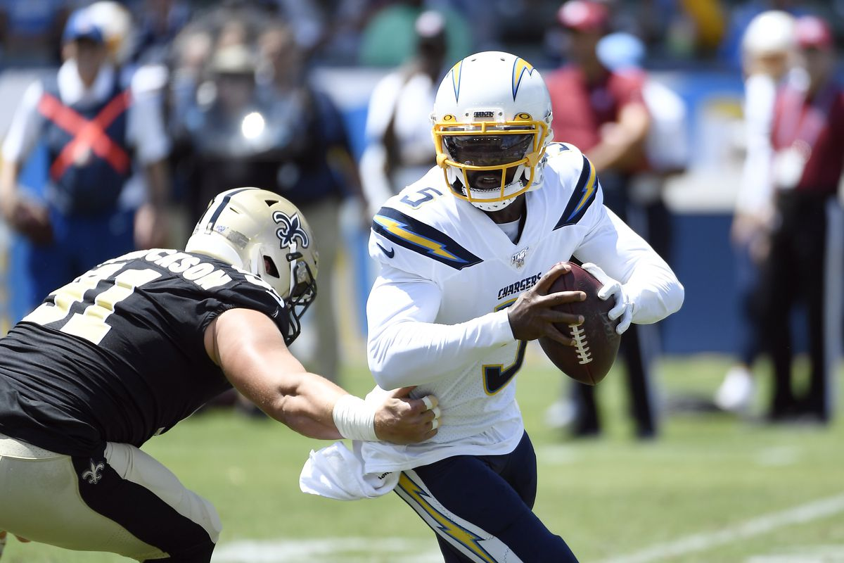 New Orleans Saints v Los Angeles Chargers