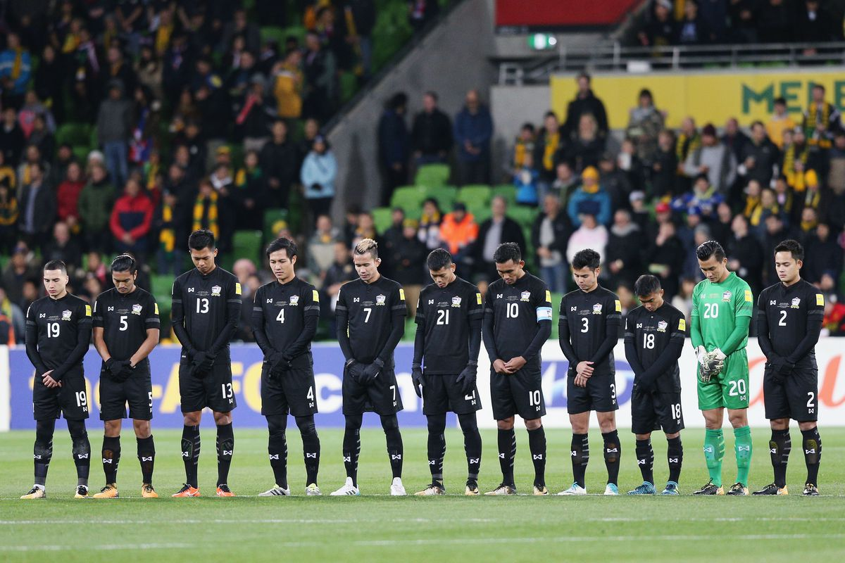 Australia v Thailand - 2018 FIFA World Cup Qualifier