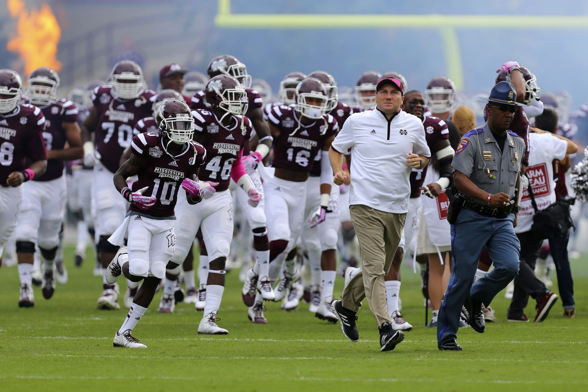 Early 2017 Mississippi State Football Depth Chart Released
