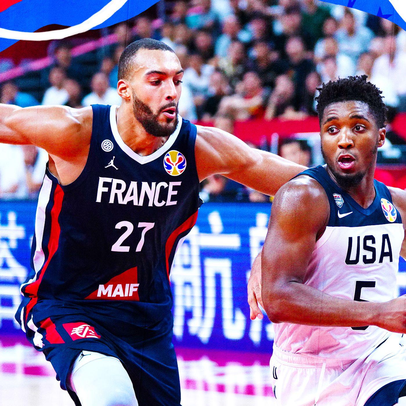 Rudy Gobert didn't need the ball to crush Team USA in the FIBA World Cup - SBNation.com