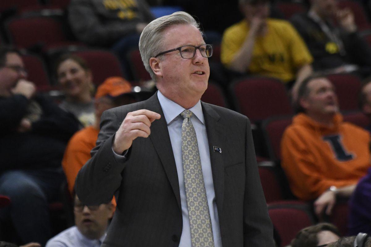 NCAA Basketball: Big Ten Conference Tournament-Illinois vs Iowa