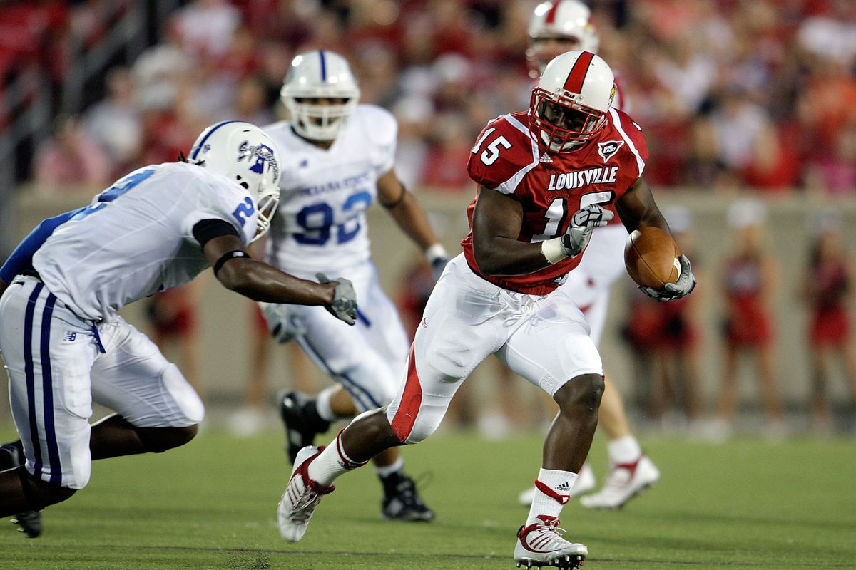 Indiana State v Louisville