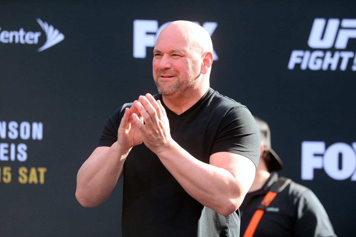 Don't Believe What You Read, Dana White is Running Mayweather vs. McGregor