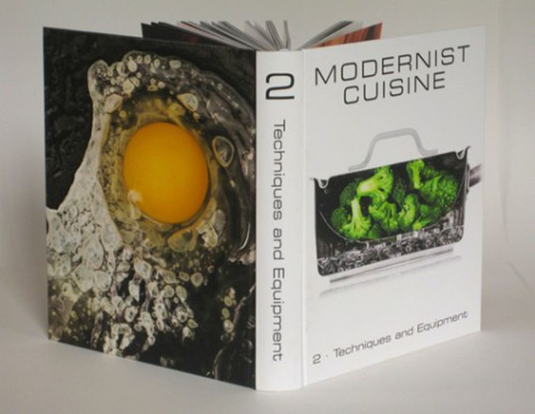 First look modernist cuisine in all its glory eater for Amazon modernist cuisine