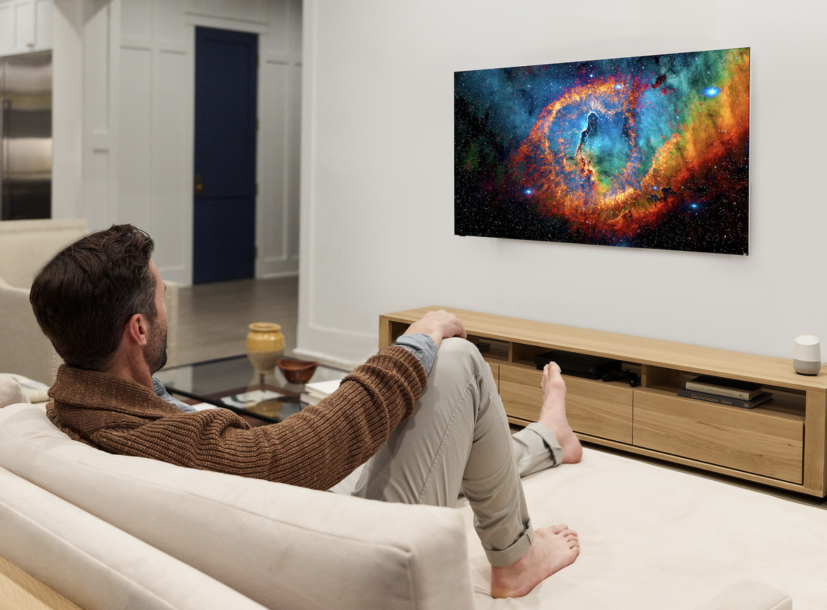 The biggest TVs announced at CES 2019 - The Verge - verge, biggest, announced