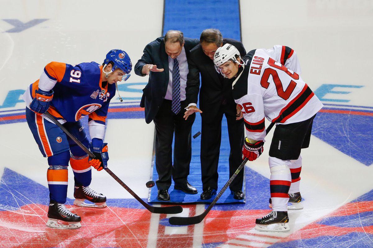 4b1aa2957 Islanders Gameday  Fashionably Late Isles Open vs. New Jersey Devils ...