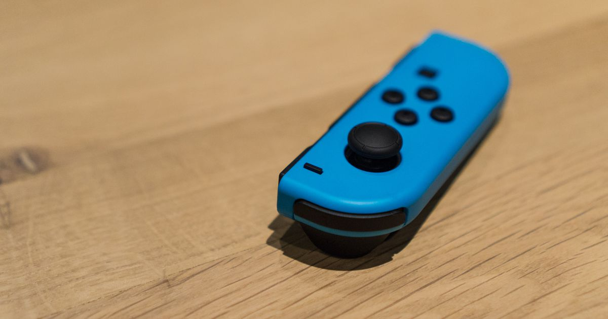 Joy-Con drift leads to class-action lawsuit against Nintendo