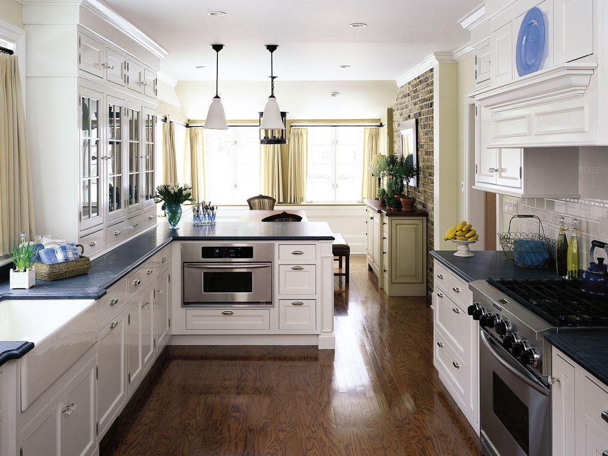 Lake Forest Dream kitchen