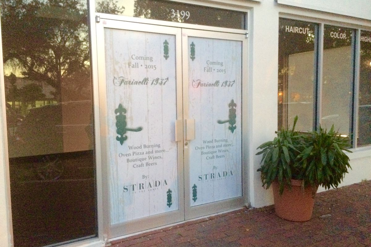Wood-Fired Pizza Concept Coming to Coconut Grove - Eater Miami