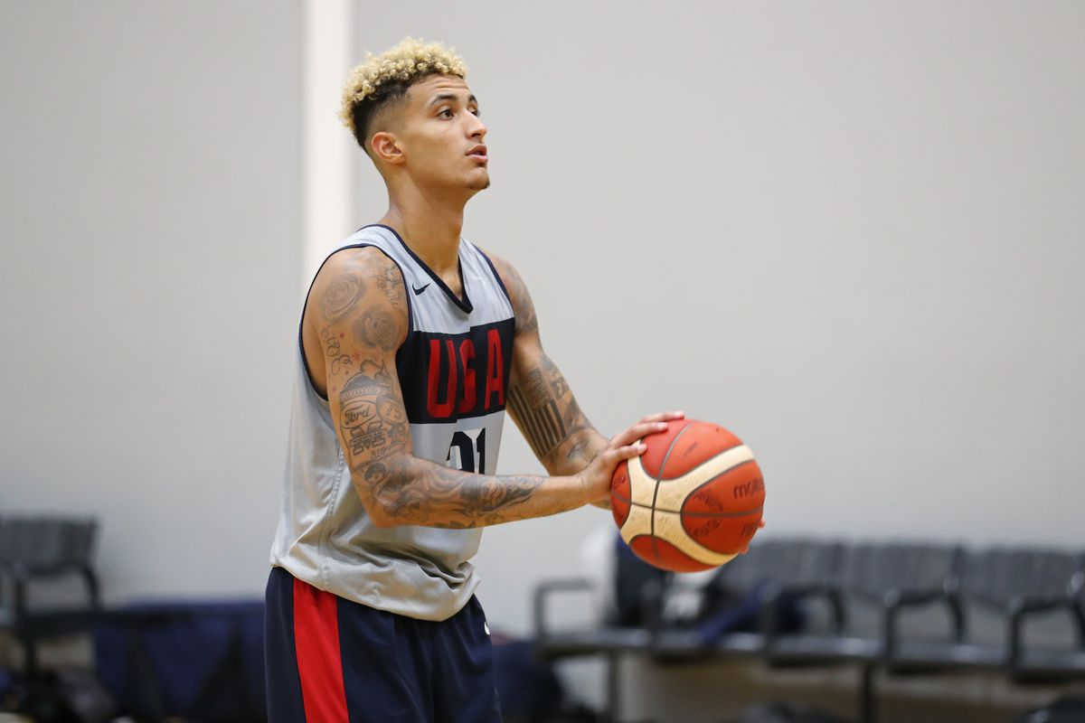 Image result for kuzma team usa