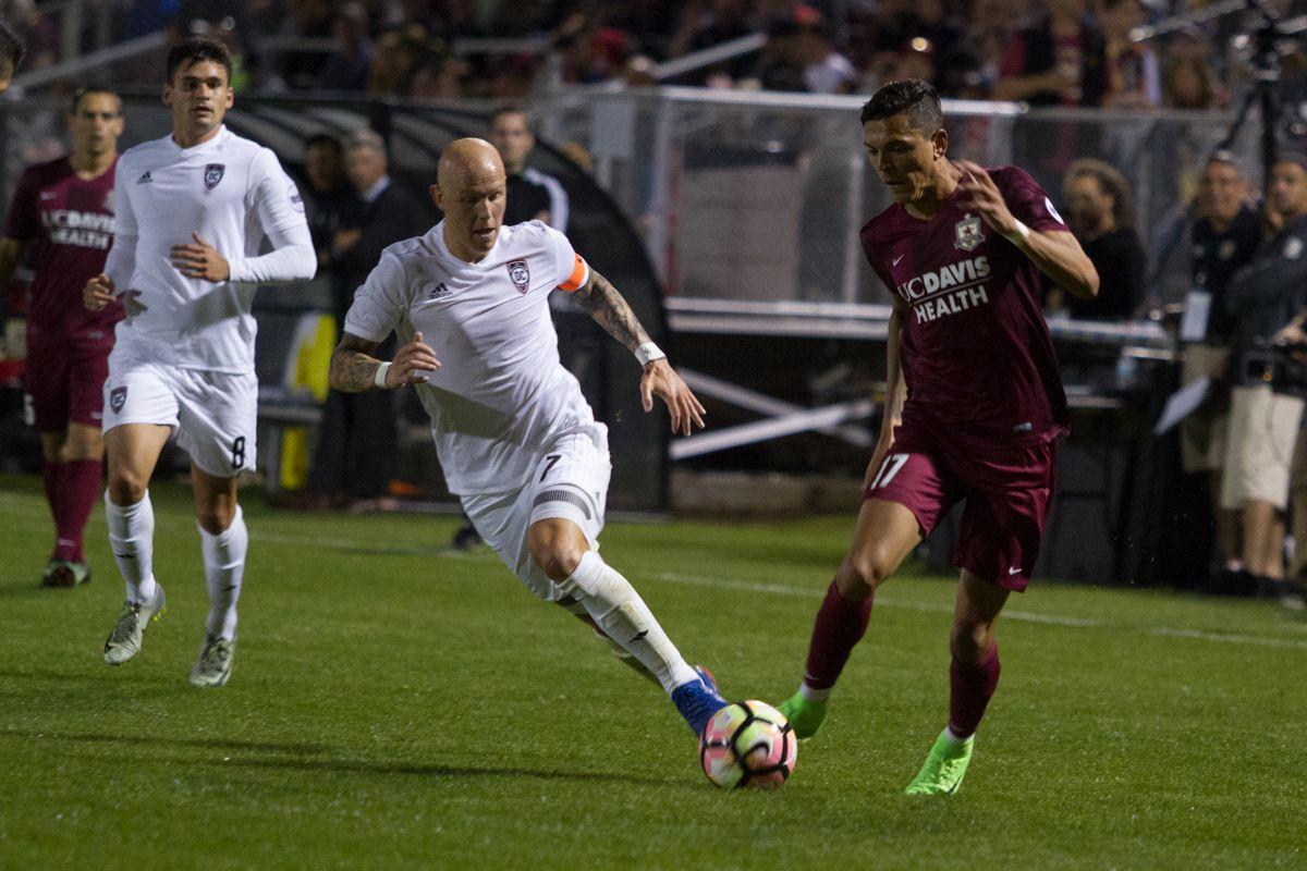 Gallery: Sacramento Republic FC vs. Orange County SC - 1 April 2017