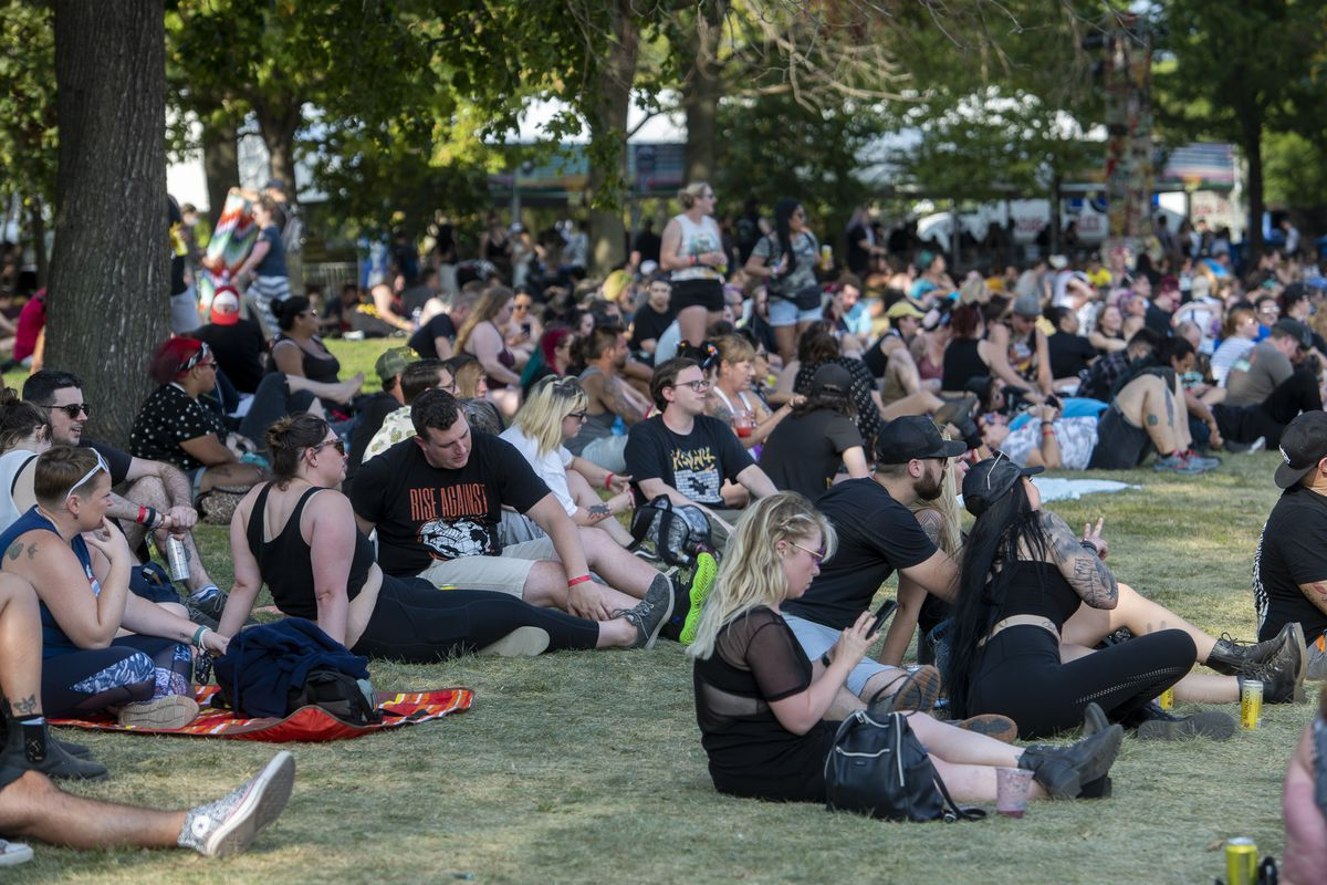 Riot Fest 2021: Day 4 photo highlights 3