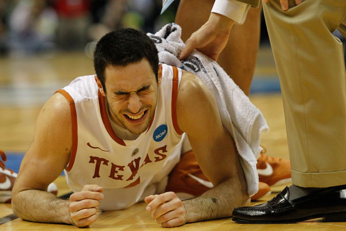 Tough loss to take for Texas.