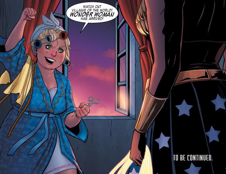 The Legend of Wonder Woman (DC Comics)