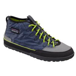 """<b>Patagonia</b> Activist Mid in Tidal Teal, <a href=""""http://www.patagonia.com/us/product/womens-activist-mid-shoe?p=79039-0"""">$100</a>"""