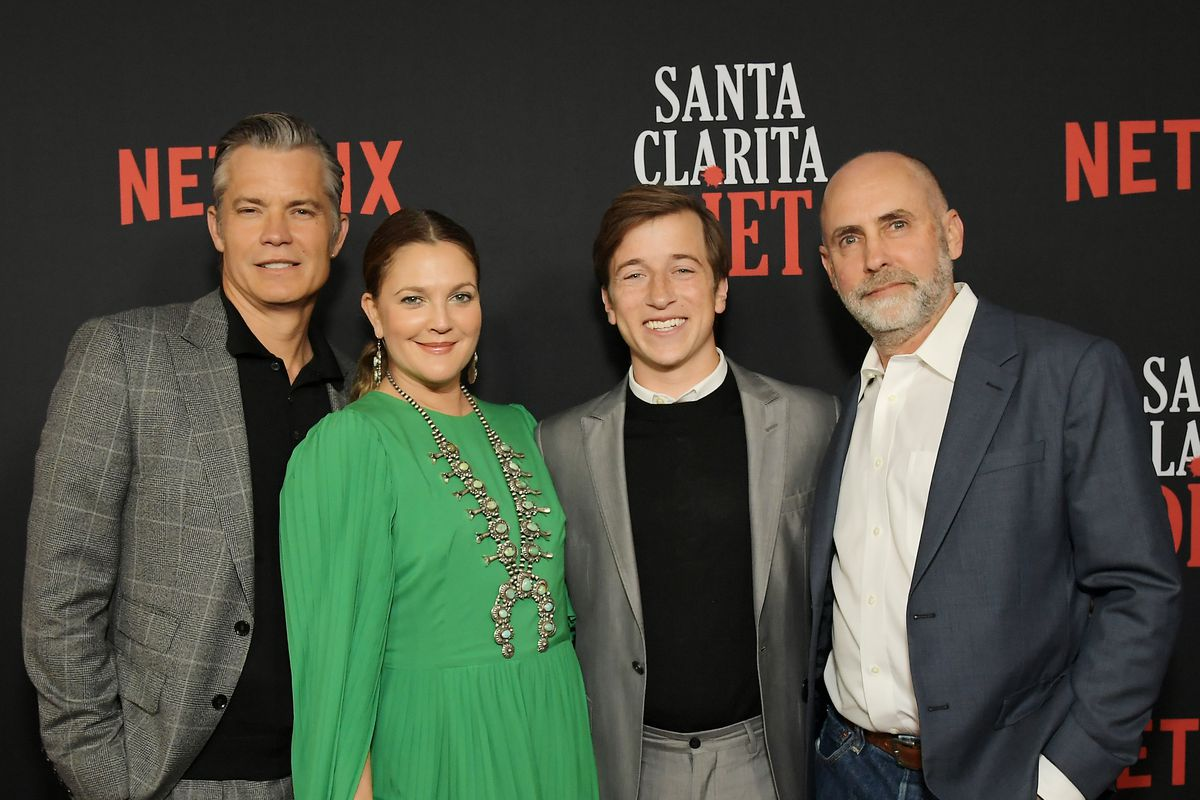 "2019 Getty Entertainment - Social Ready Content - Netflix Original Series ""Santa Clarita Diet"" Season 3 Los Angeles Premiere and Afterparty"