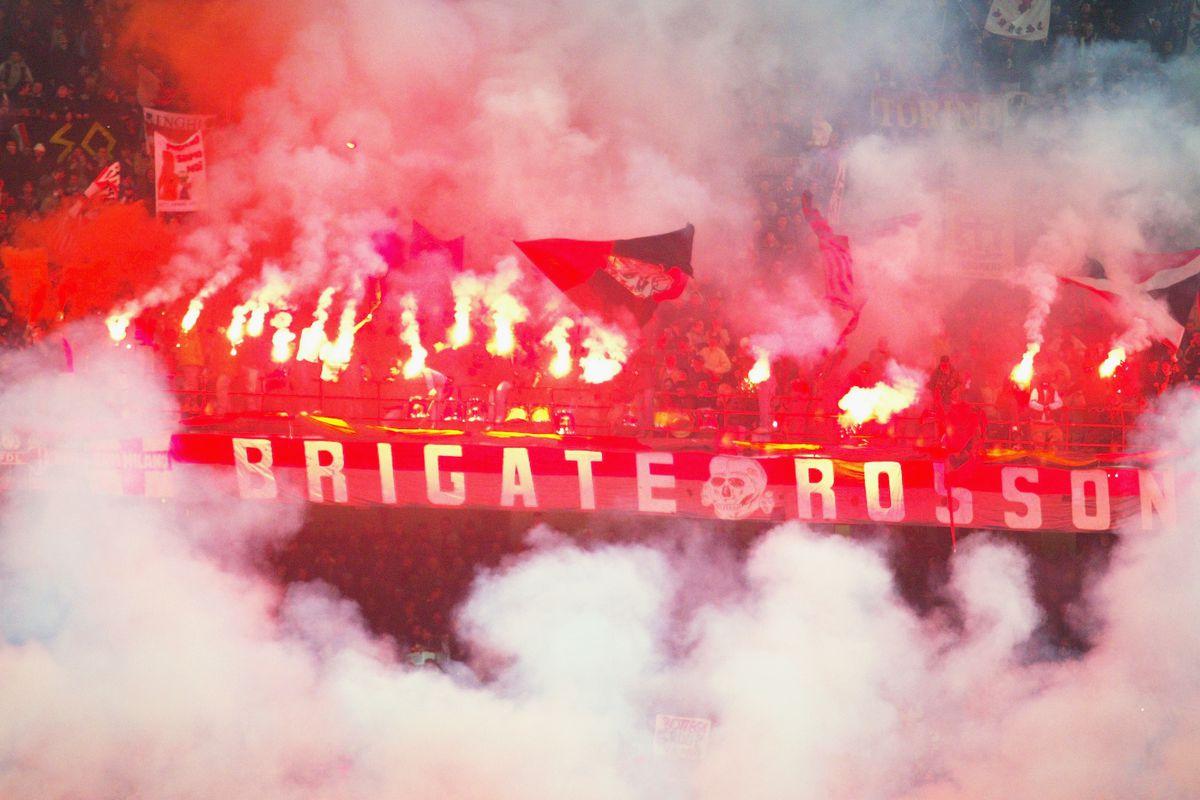Milan Fans
