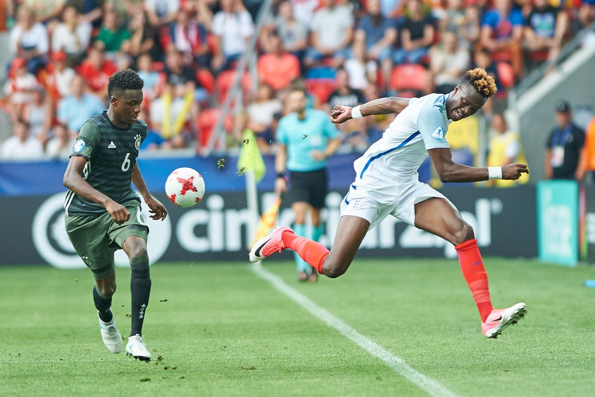 Tammy Abraham: Chelsea striker joins Swansea on loan after signing new deal