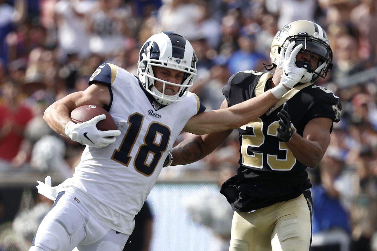 New Orleans Saints vLos Angeles Rams