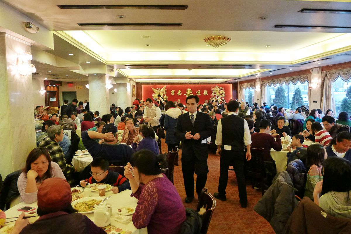 Bamboo Garden One Of Sunset Park S Best Dim Sum Restaurants Closes Eater Ny