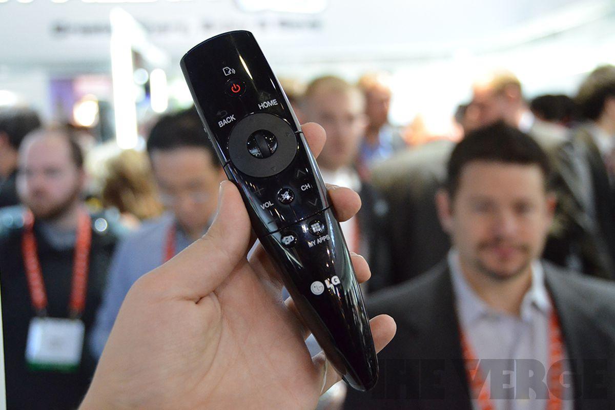 lg smart remote