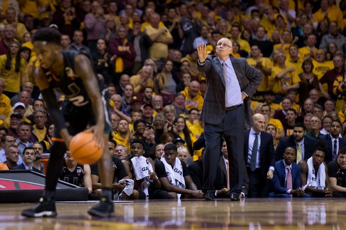 NCAA Basketball: Miami at Minnesota