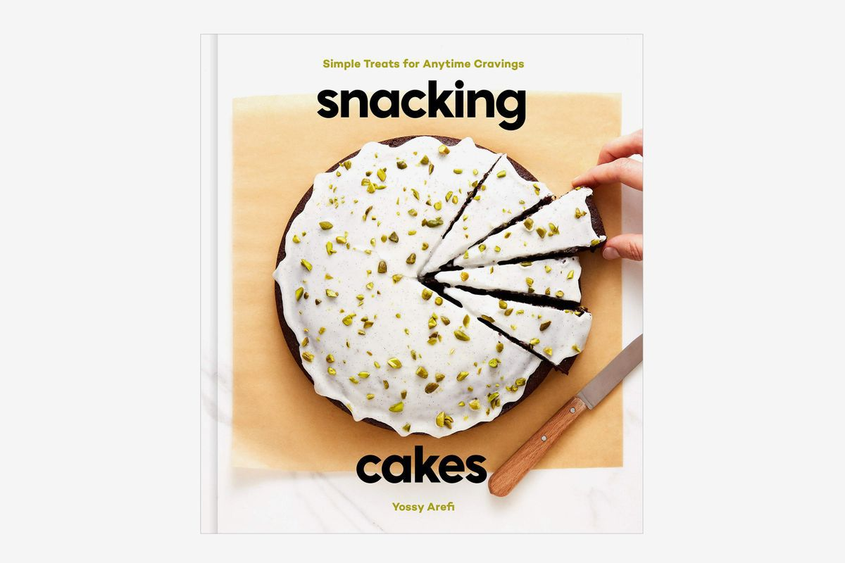 Snacking Cakes book cover