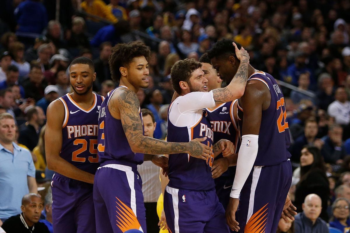 Emptying my notebook from another busy Phoenix Suns offseason