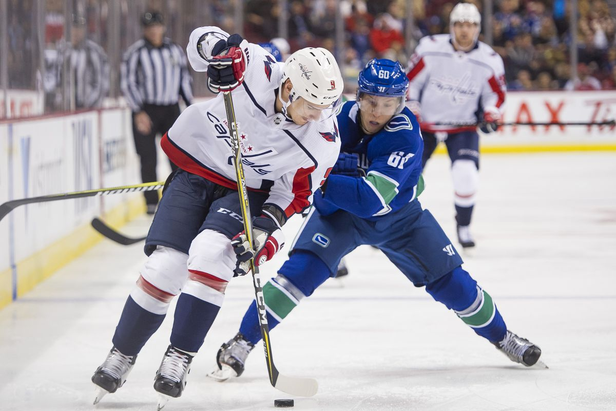 bcf55892bfd Capitals vs. Canucks Third Period Thread