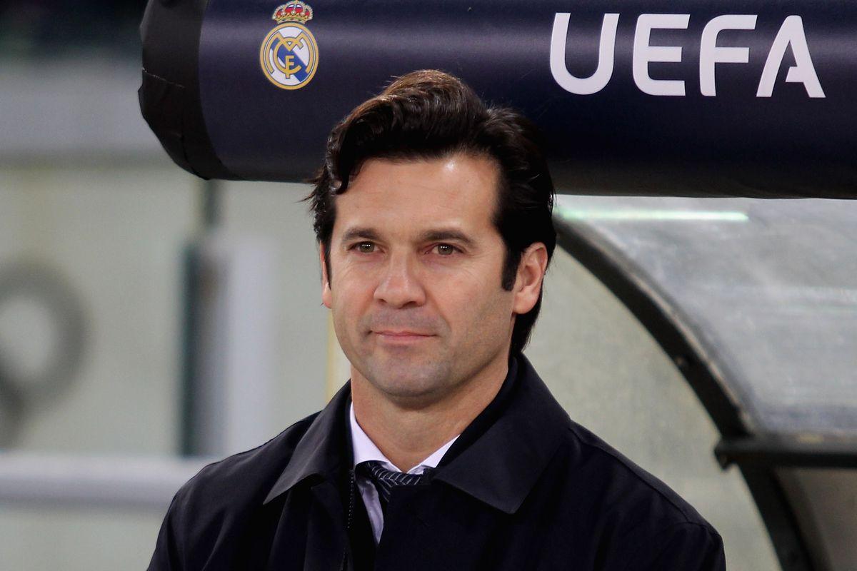 Solari confirms Vinicius still questionable for match